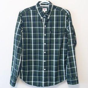 3/$40⚡️[Levi's] Button Down Shirt (S)